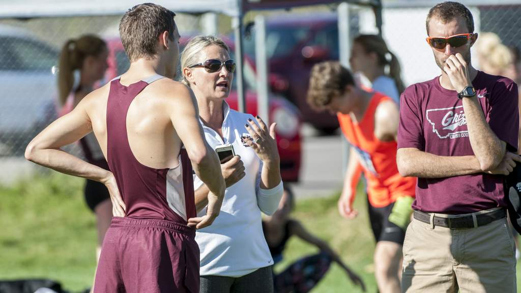 Vicky Pounds Joins Track & Field Staff
