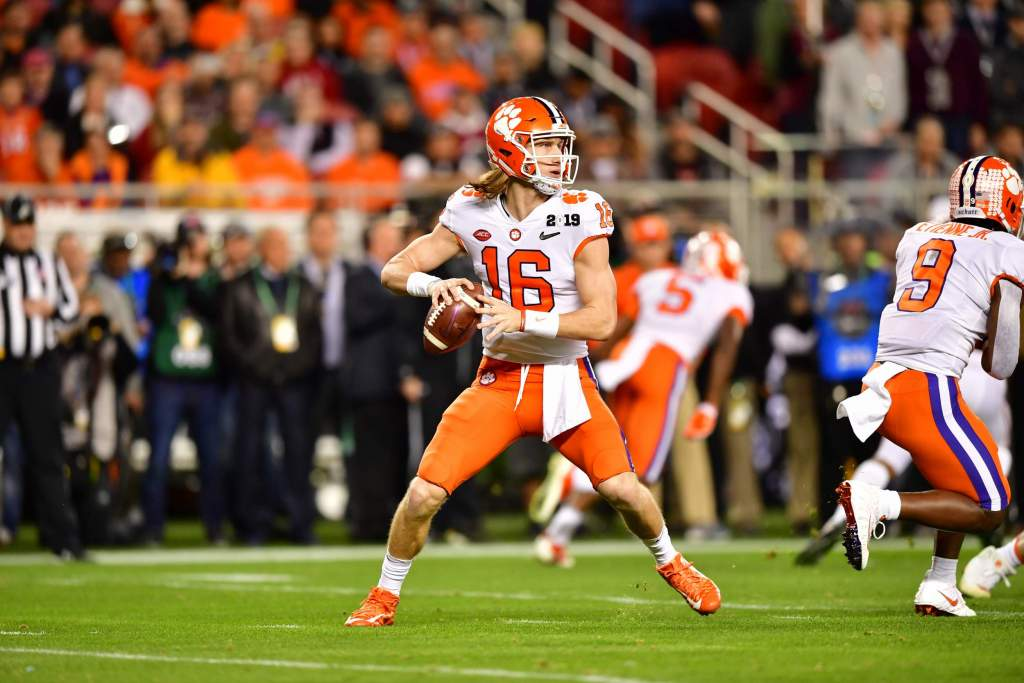 A Thank You from Trevor Lawrence