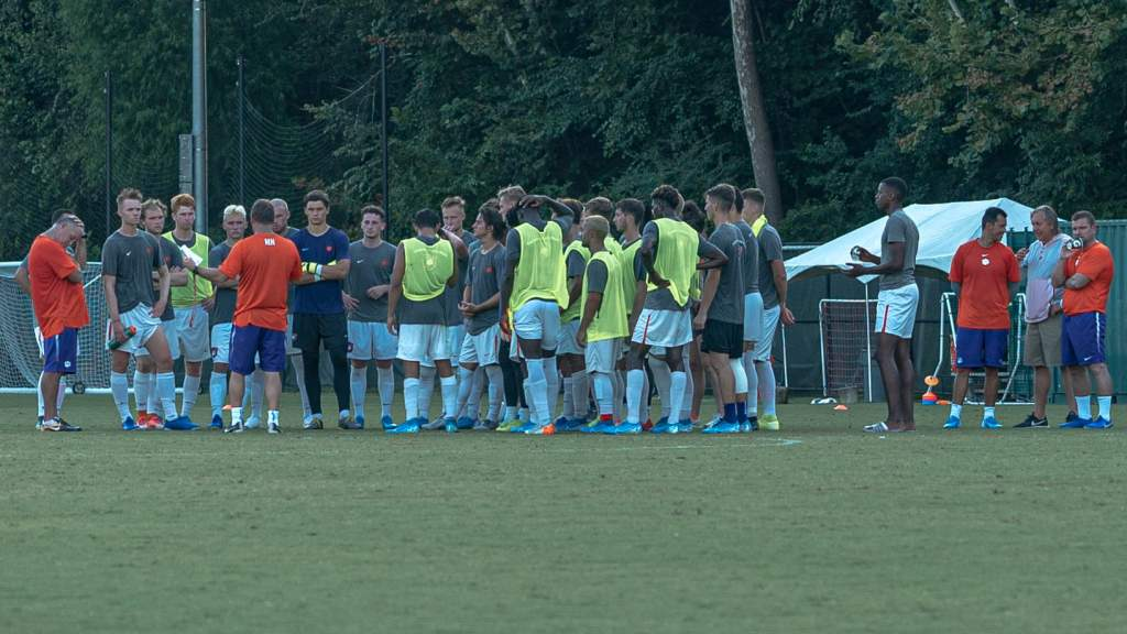 Tigers Set To Open Preseason at Coastal Carolina Tuesday