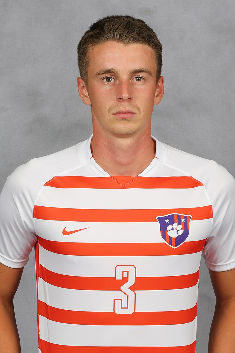 Oskar Ågren - Men's Soccer - Clemson University Athletics