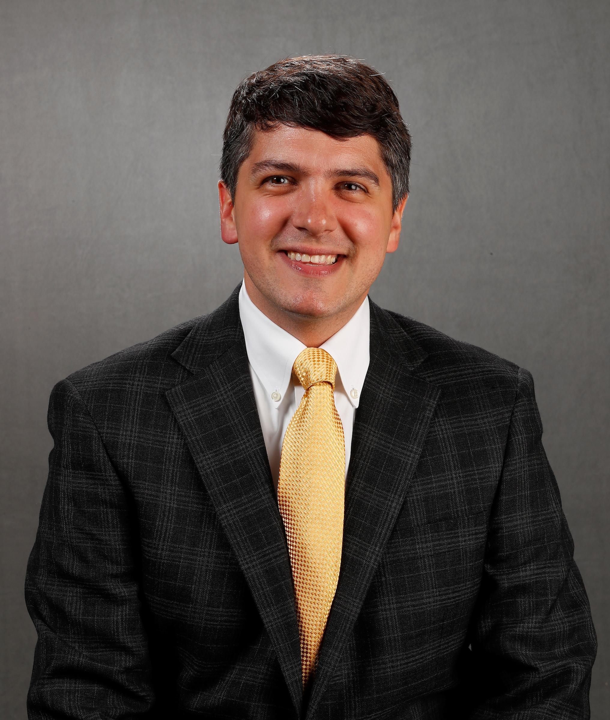 Henry Archuleta - - Clemson University Athletics