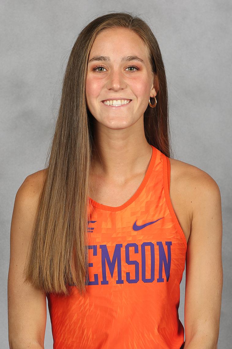 Brianna Hartley - Cross Country - Clemson University Athletics