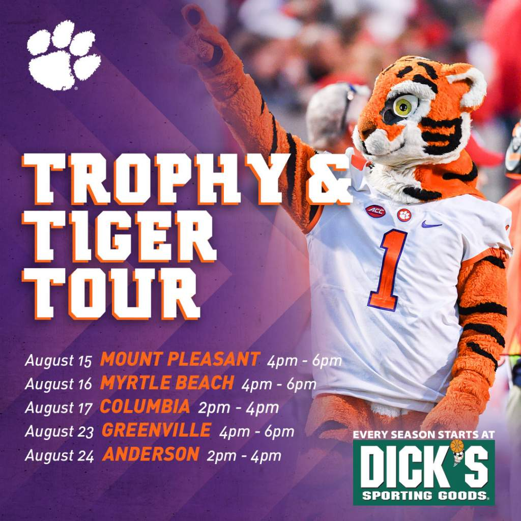 Clemson Tigers Official Athletics Site