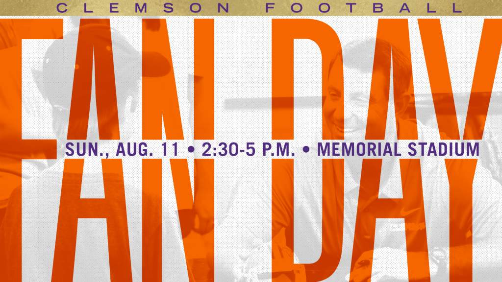 2019 Football Fan Day is Aug. 11