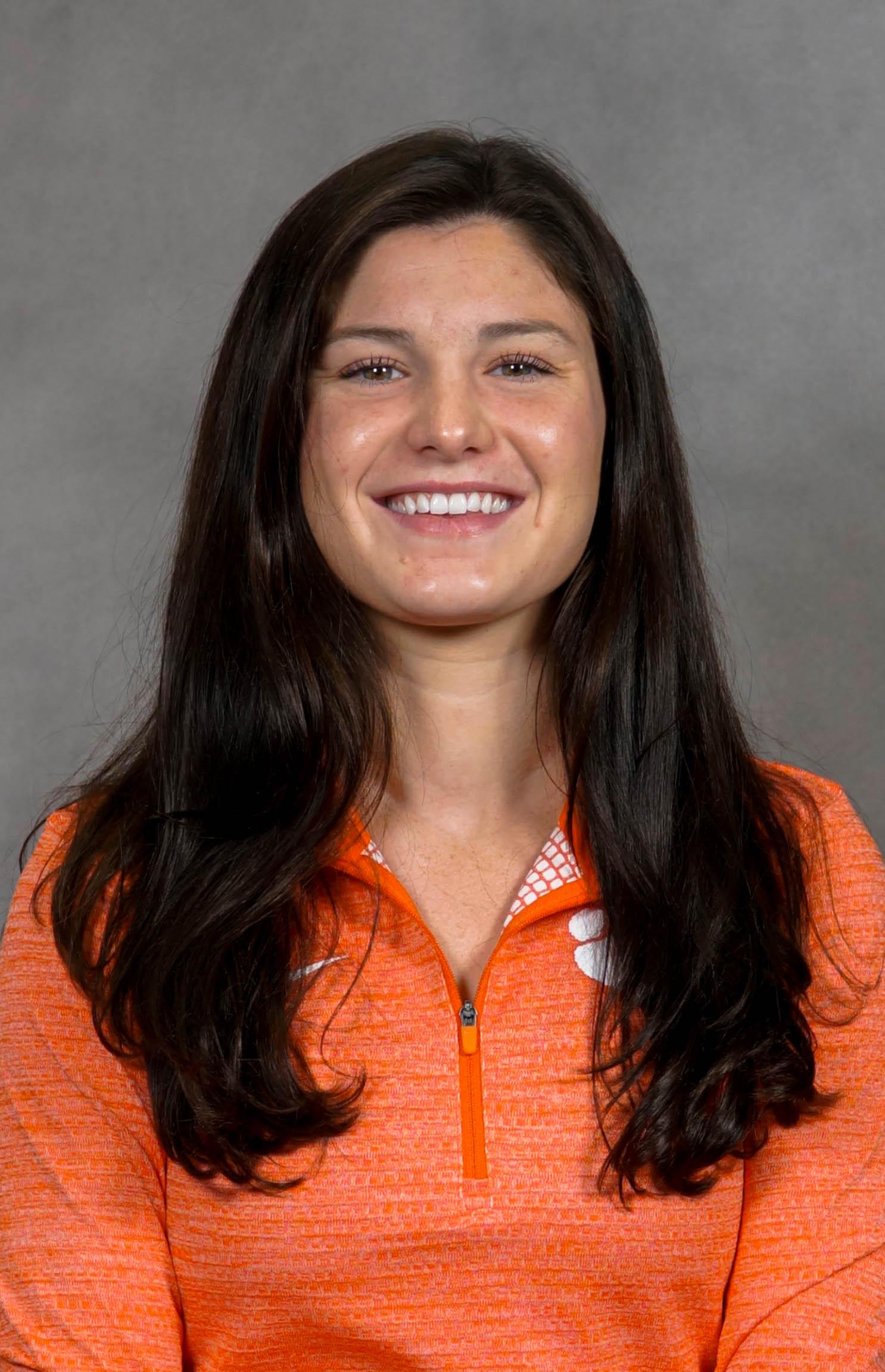 Annie Hill - Cross Country - Clemson University Athletics