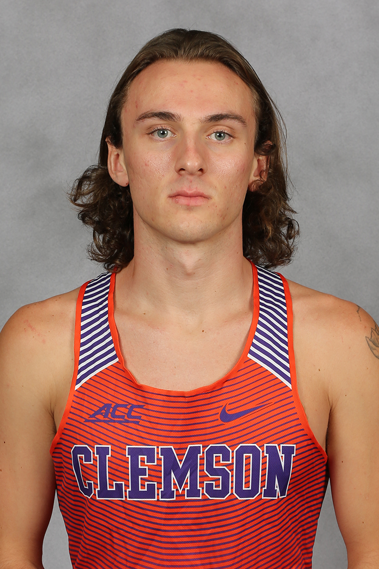 Marlin Young - Cross Country - Clemson University Athletics