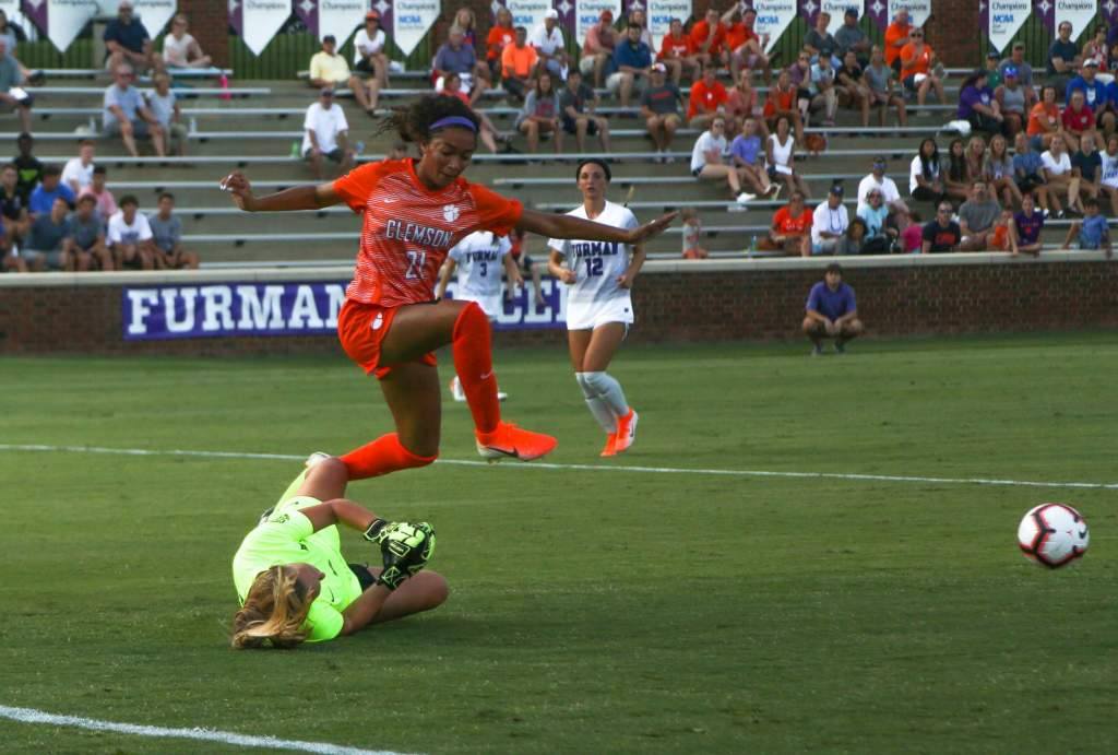 Clemson Opens Up Preseason Action Against Furman
