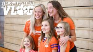 Play video: Clemson Volleyball || The Vlog (S3, Ep7)