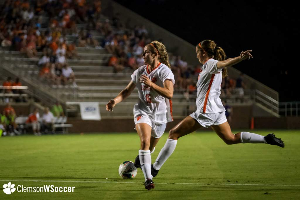 Clemson Set For Match Against Coastal Carolina