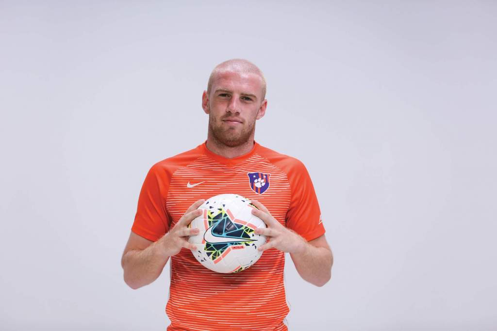 Tanner Dieterich – Men's Soccer Spotlight