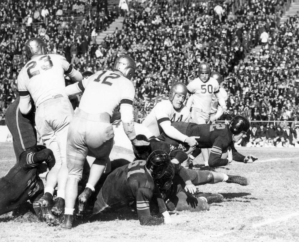 Landmark Events in Tiger History – 1940 Cotton Bowl Win