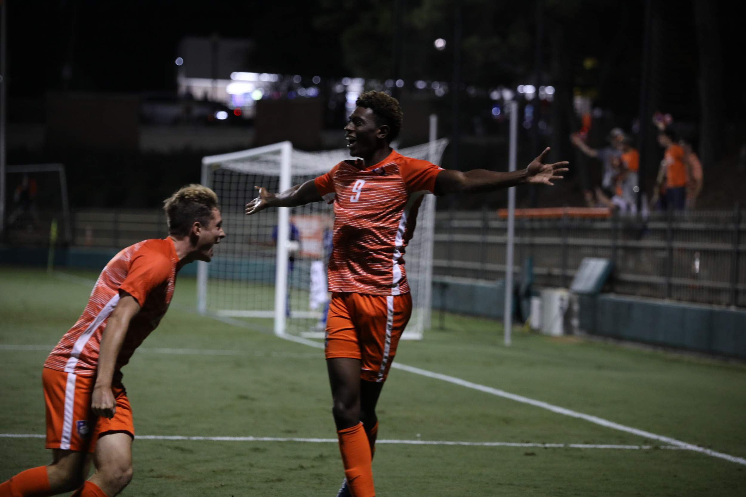 No. 7 Clemson Downs No. 15 Blue Devils at Historic Riggs Field