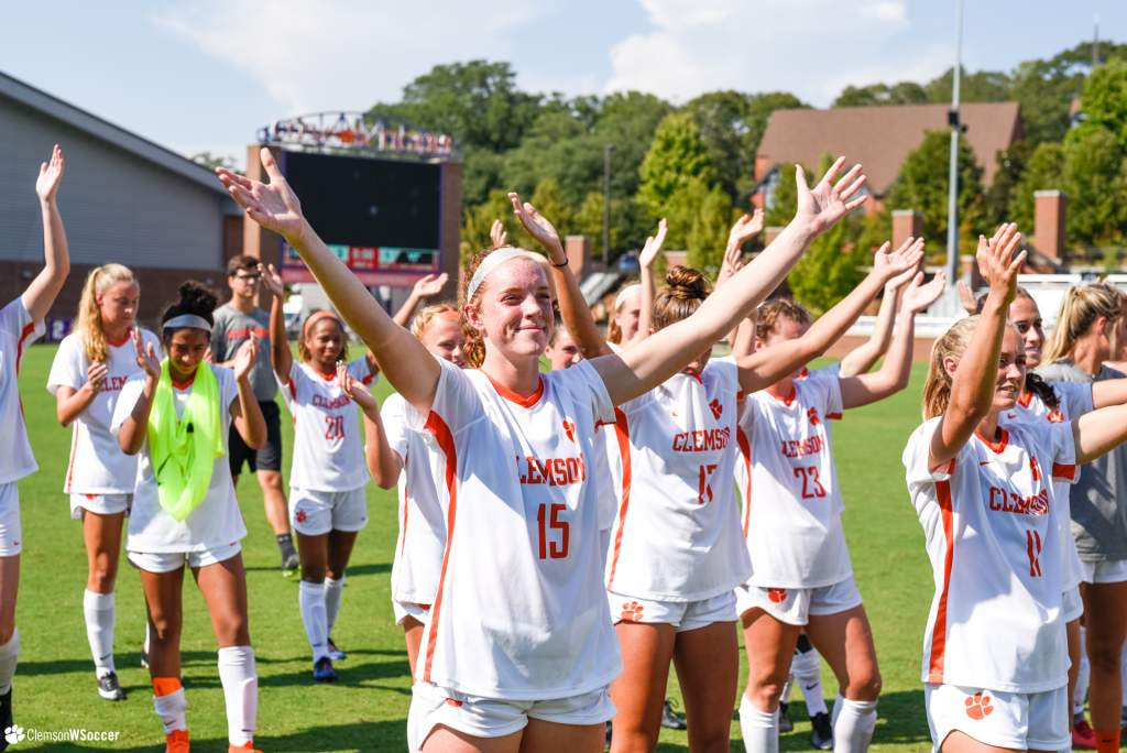 Three Tigers Net First Scores En Route To 4-1 Win Over Syracuse