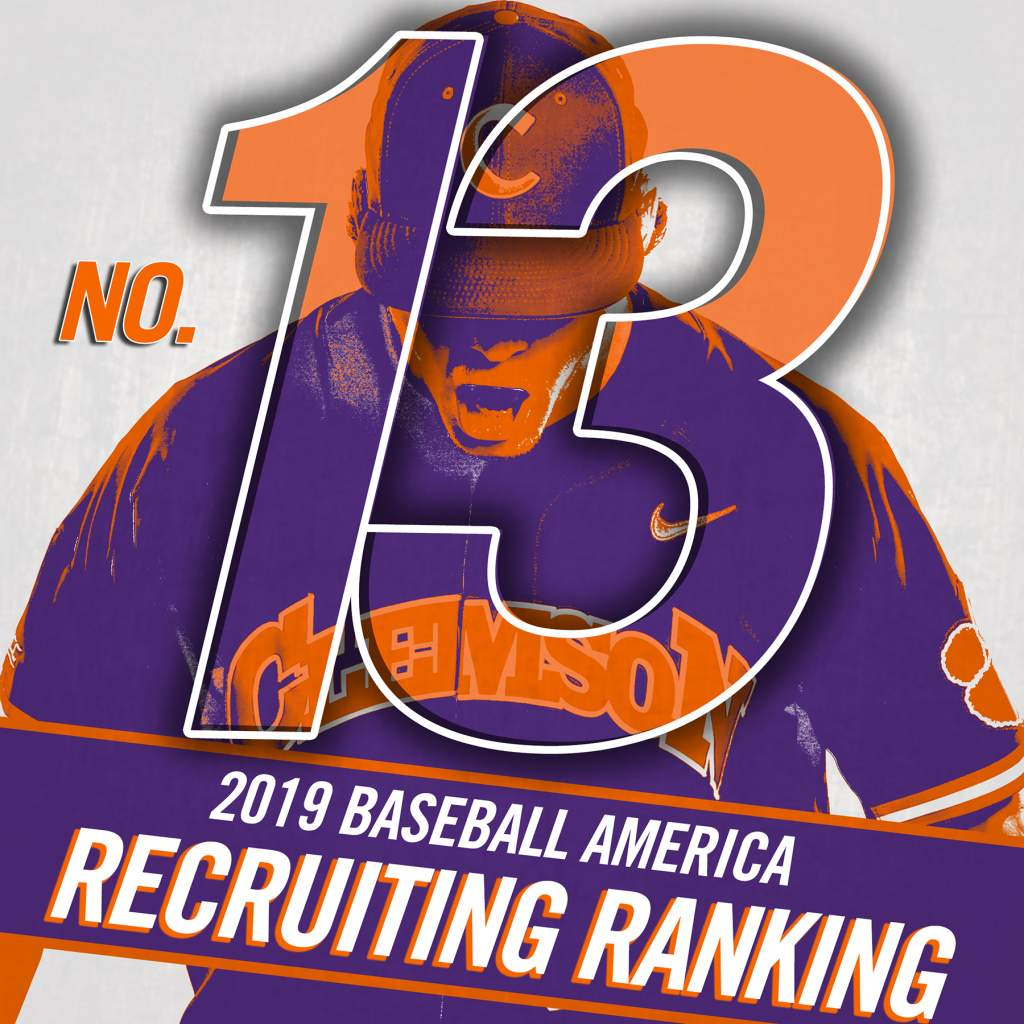 Recruiting Class Rated No. 13 in the Nation