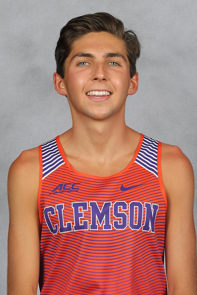 Conor McCabe - Cross Country - Clemson University Athletics