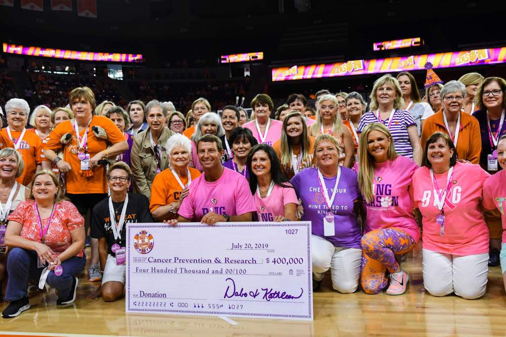 Swinney Named Honorary Coach of AFCA Good Works Team