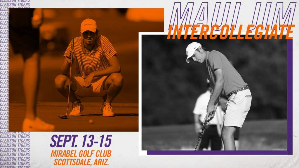 Tigers Fire 265, Second at Maui Jim Intercollegiate