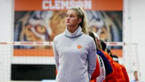 Play video: Clemson ACCN Feature || The Return of Kaylin Korte
