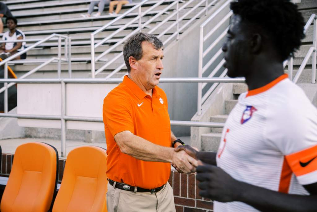 Clemson Ranks Third in National Poll