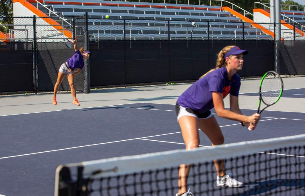 Women's Tennis to Compete in the Debbie Southern Furman Classic
