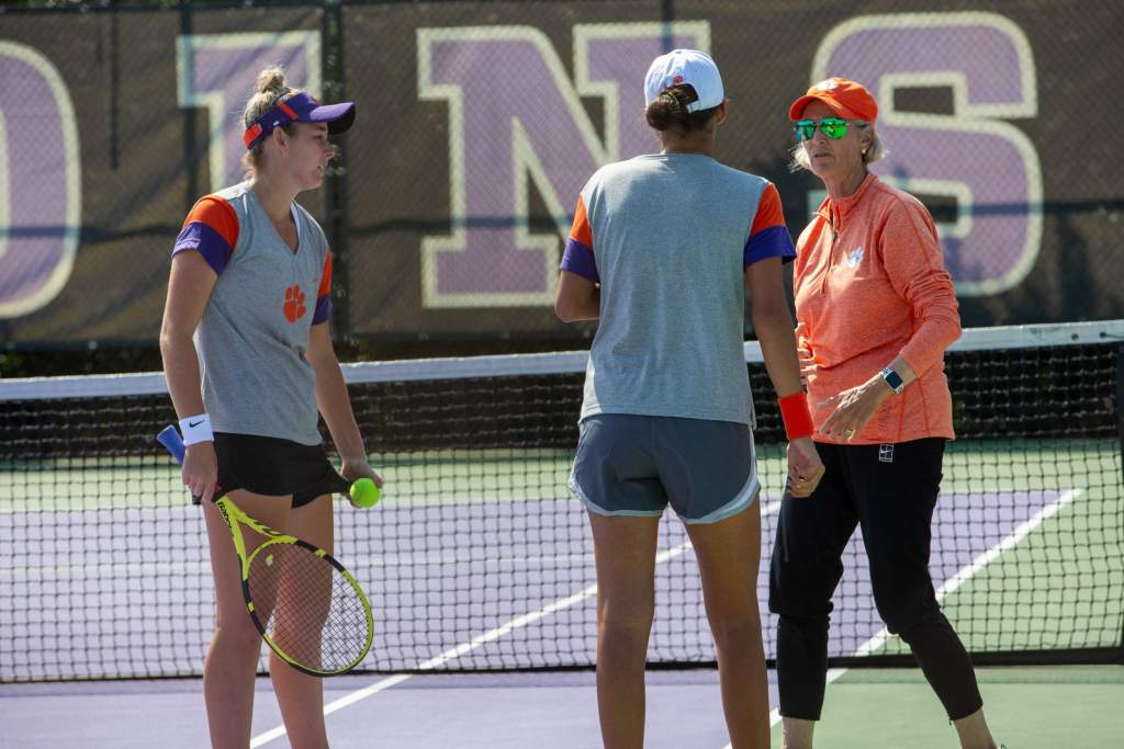 Tigers Wrap Up Weekend at Furman