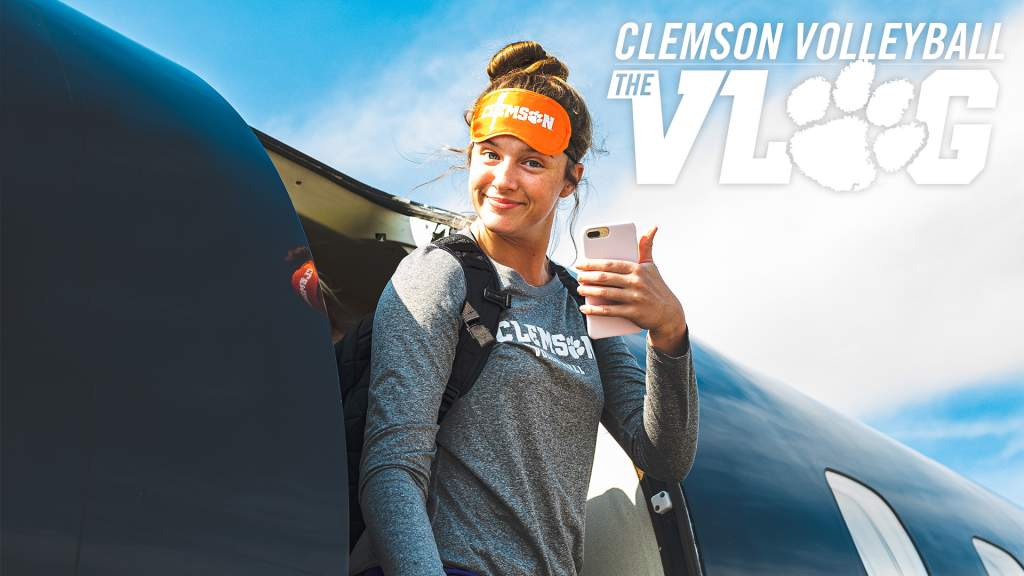 Clemson Volleyball || The Vlog (S3, Ep8)