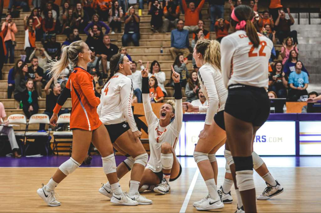 Korte's 30 Kills Leads Tigers in Five-Set Comeback Win Over Duke