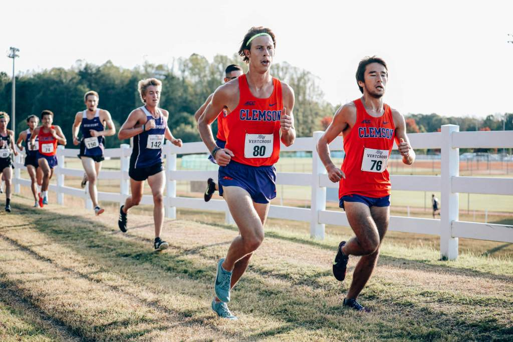Clemson Travels to Tallahassee to Open Cross Country Season