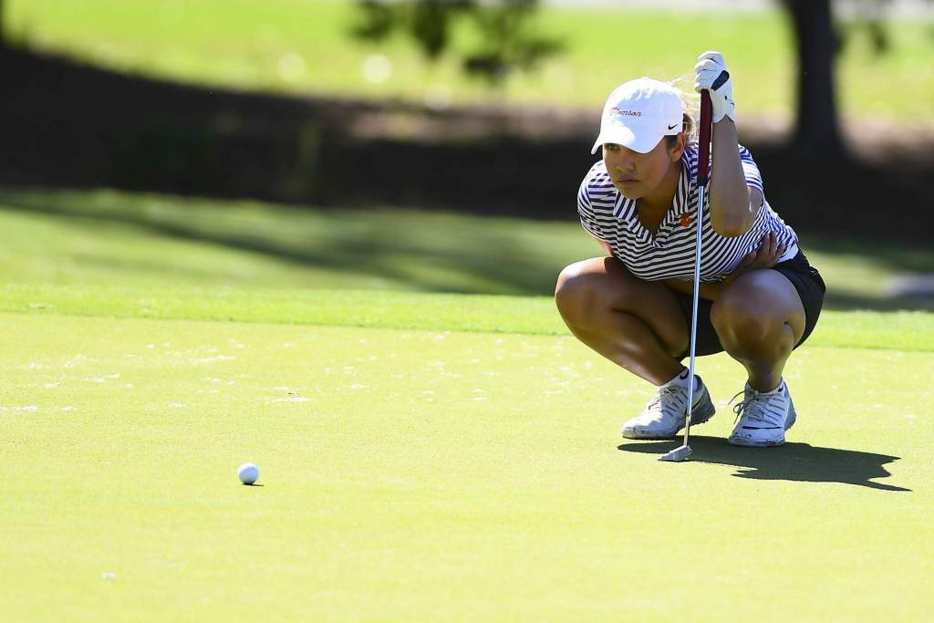 Tigers In Seventh Heading Into Final Round of White Sands Invitational