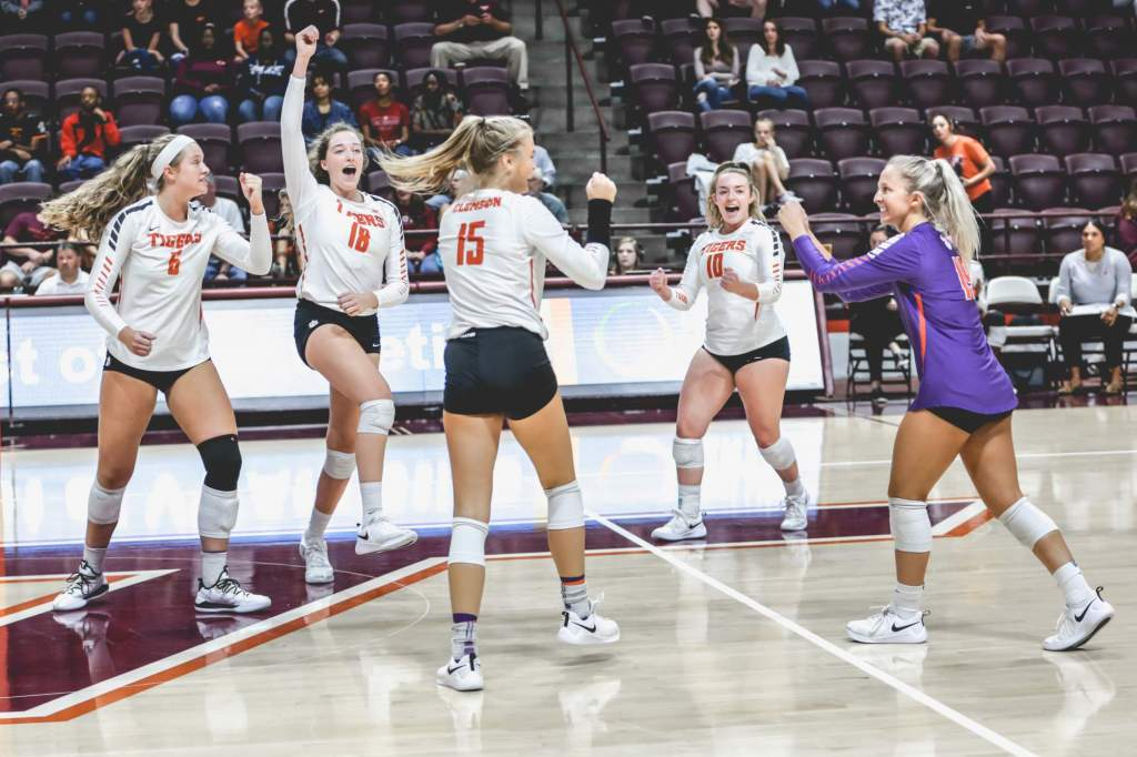 Tigers Earn First ACC Victory at Virginia Tech