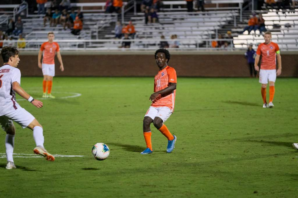 No. 6 Tigers Play to 0-0 Draw with No. 22 Virginia Tech