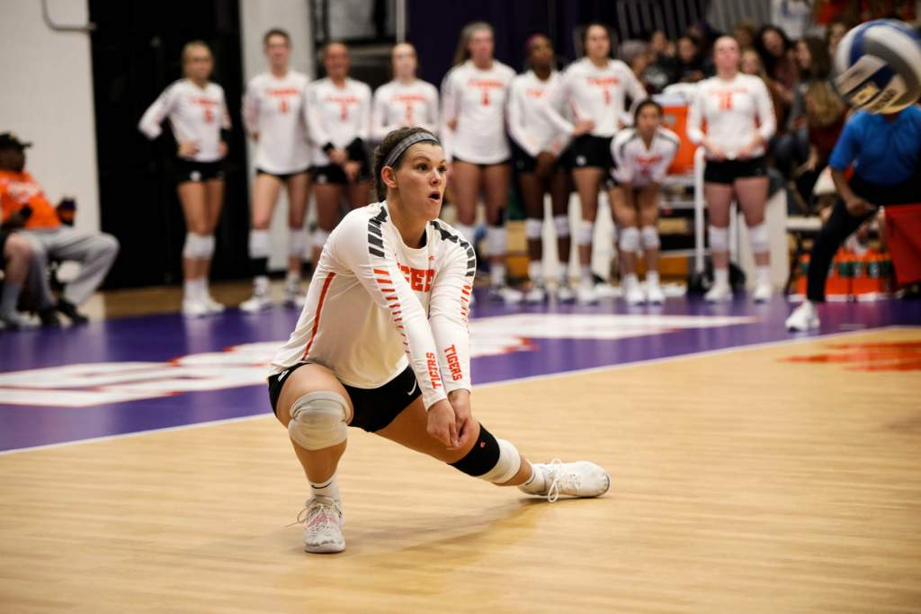 Tigers to Close Out Home Slate Against VT, UVA