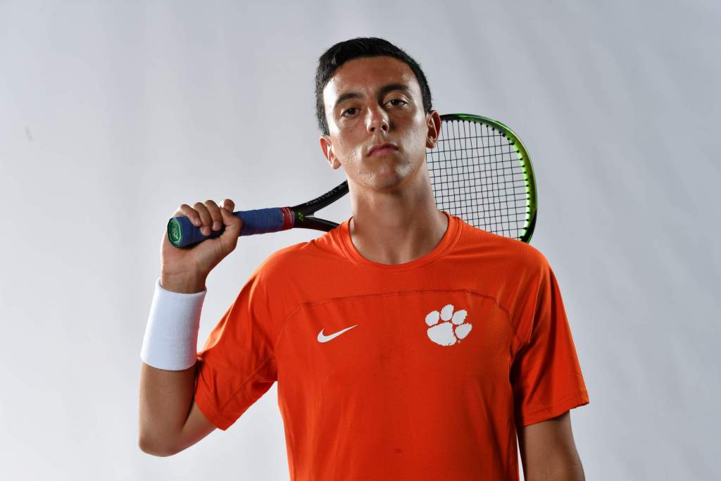 Tigers Open Up Singles Play at ITA Carolina Regionals