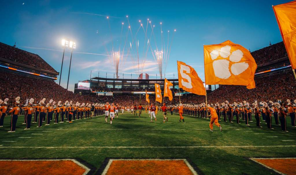 Clemson Announces 2020 Football Schedule
