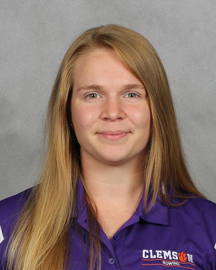 Ellen Harcum - Rowing - Clemson University Athletics