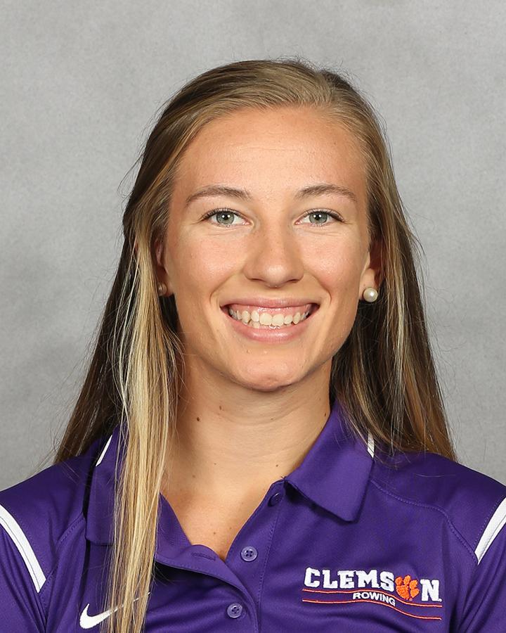 Anna Luttrell - Rowing - Clemson University Athletics