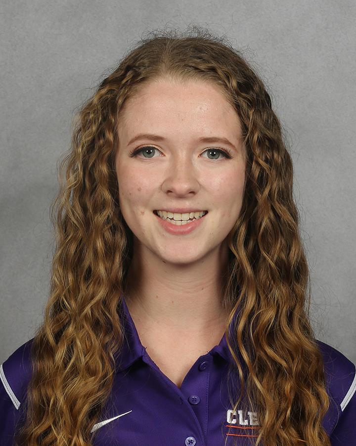 Elizabeth Paradise - Rowing - Clemson University Athletics