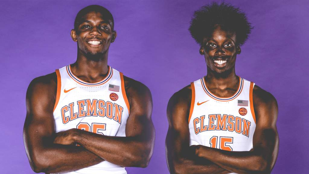 Clemson Set for ACC Operation Basketball