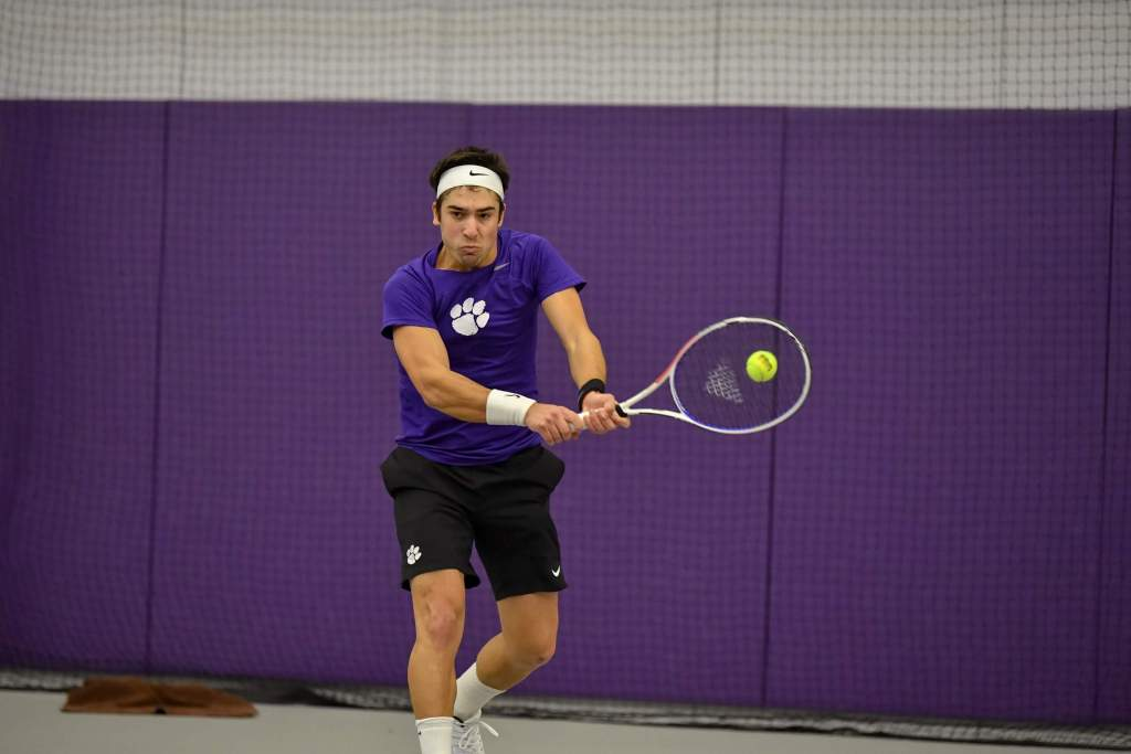 Men's Tennis Off to Hot Start at Georgia Tech Invitational