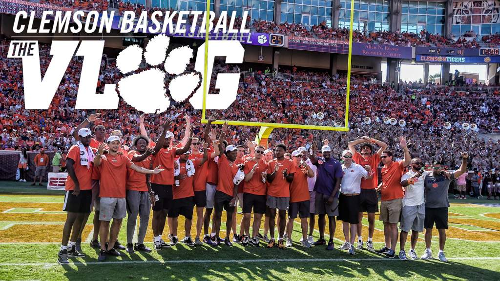 🎥🎬 ClemsonMBB: The Vlog (S3, E3)