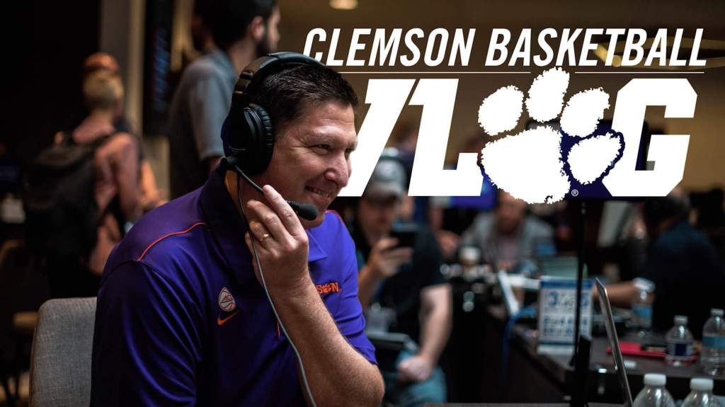 🎥🎬 ClemsonMBB: The Vlog (S3, E5)