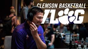 Play video: 🎥🎬 ClemsonMBB: The Vlog (S3, E5)