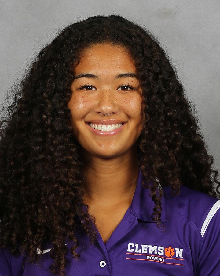 Eleonor Wright - Rowing - Clemson University Athletics