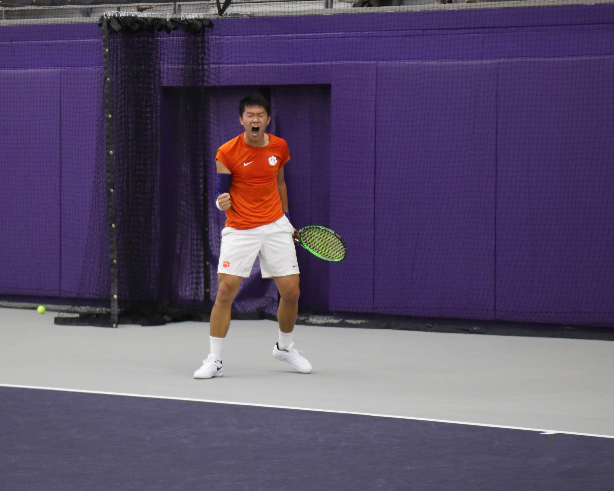 Tigers Wrap Up Competition at Georgia Tech Invitational
