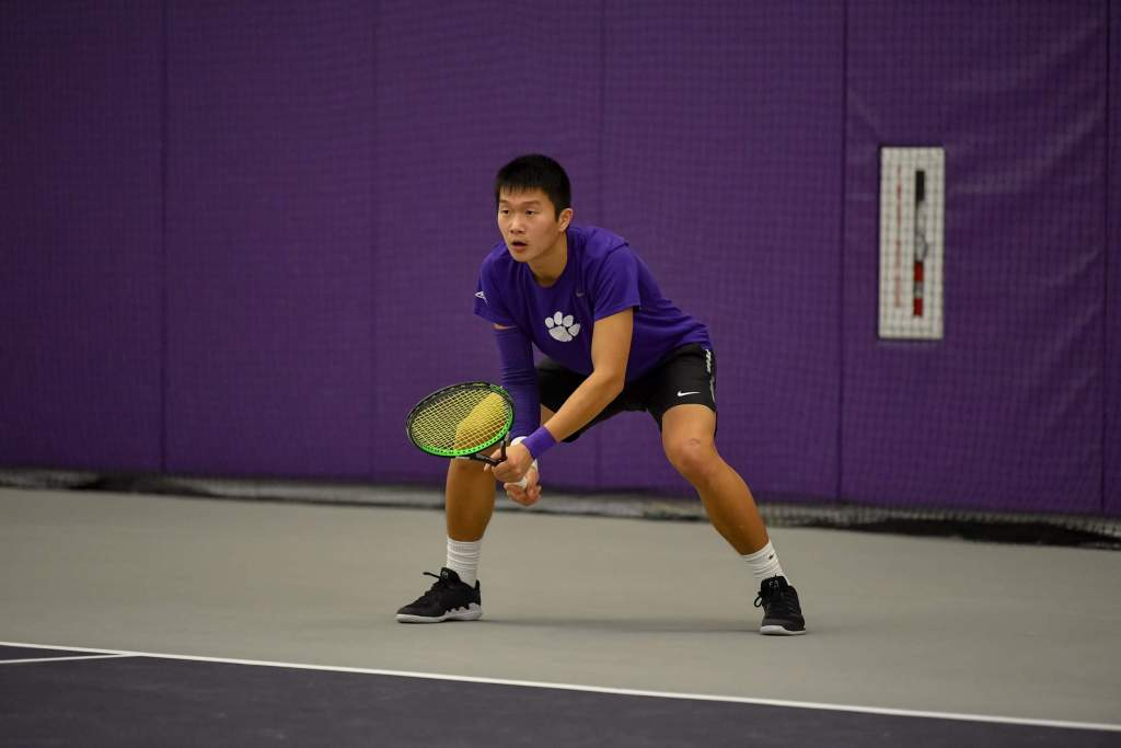 Tigers to Compete in ITA Carolina Regional