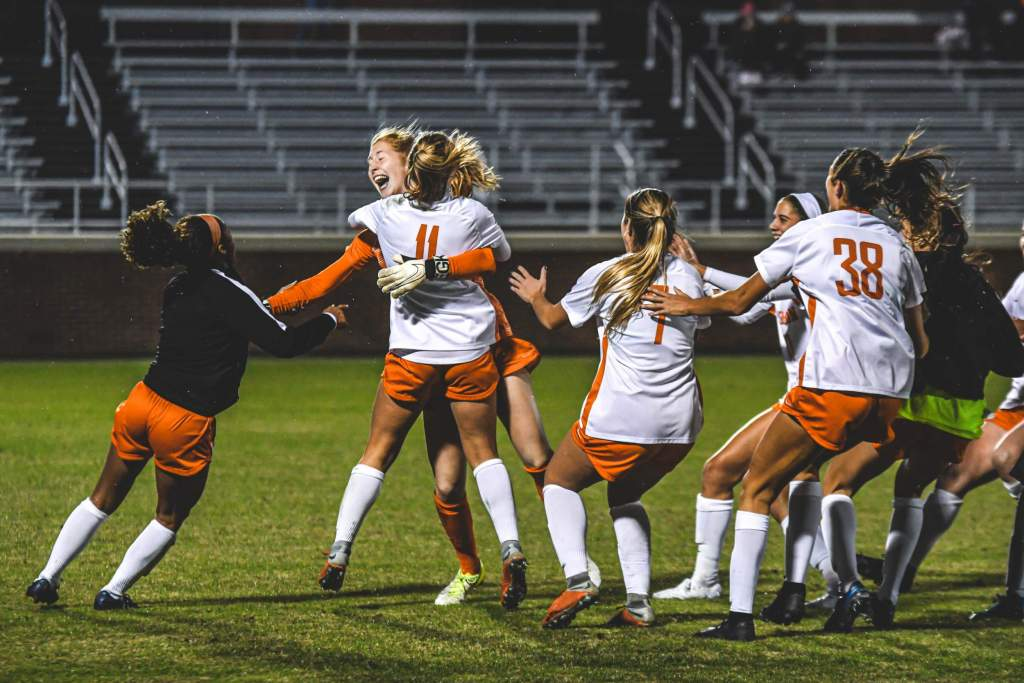 Tigers Punch Ticket to Second Round, Advance on PKs