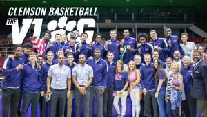 Play video: 🎥🎬 ClemsonMBB: The Vlog (S3, E6)