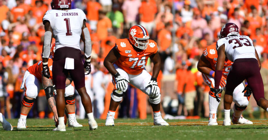 Simpson Selected As Outland Trophy Semifinalist
