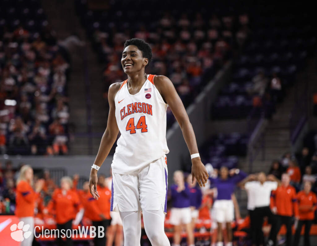 Thornton Selected 27th Overall in WNBA Draft by Atlanta Dream