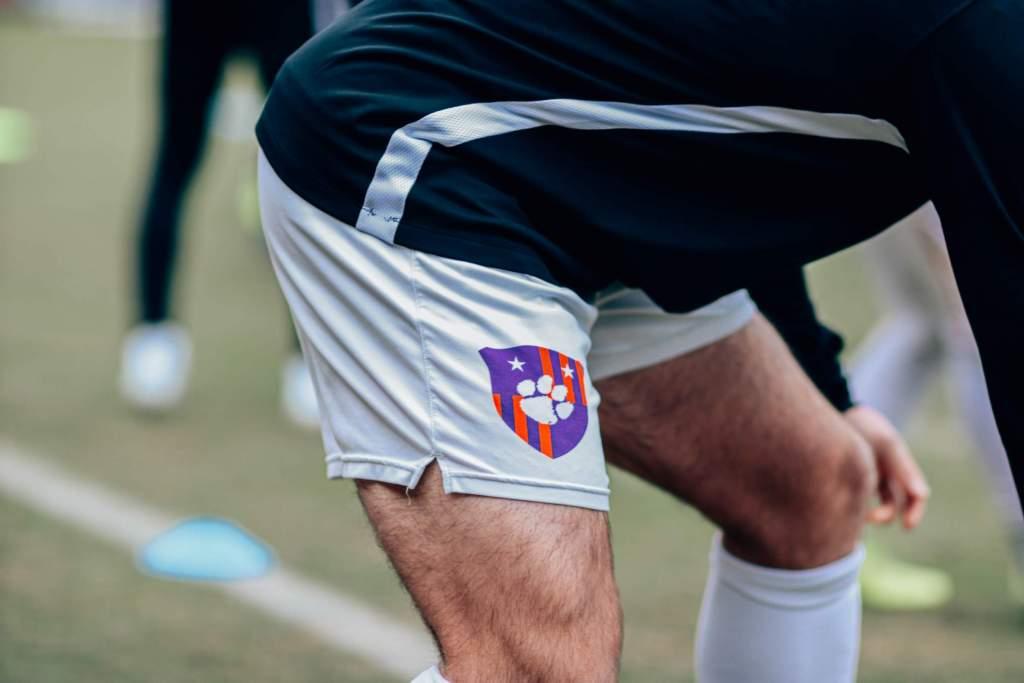 Men's Soccer: Saturday Training